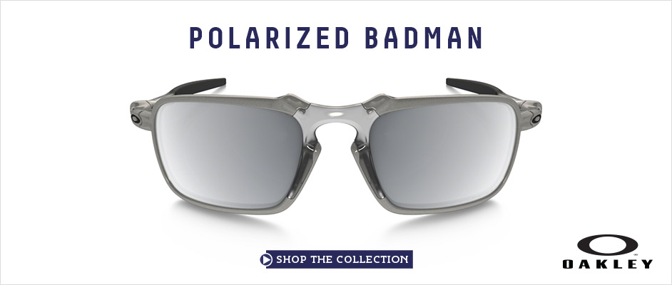 Oakley Badman X metal Collection