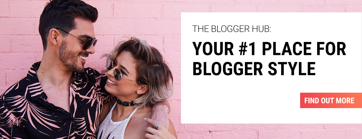 The Blogger Hub: Your #1 place for blogger style