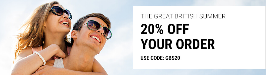 Great British Summer - 20% off