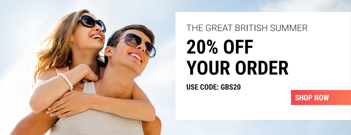 The Grat British Summer 20% off