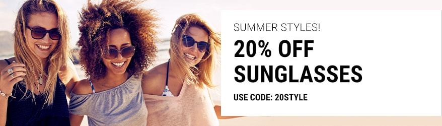 20% off Summer Styles