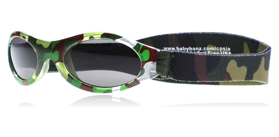 Baby Banz Adventure 0-2 Years Camouflage Green 45mm