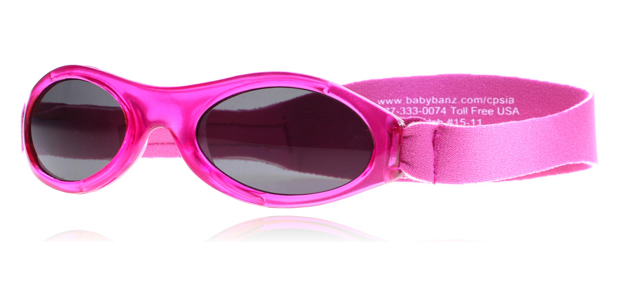 Baby Banz Adventure 0-2 Years Pink 45mm