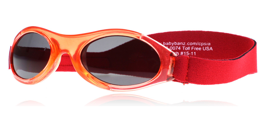 Baby Banz Adventure 0-2 Years Red 01/AR 45mm