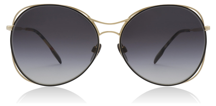 Burberry BE3105 Gold / Black 10178G 60mm