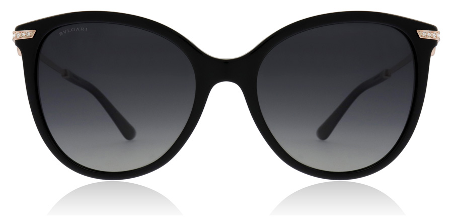 Bvlgari BV8201B Black 501/T3 55mm Polarised