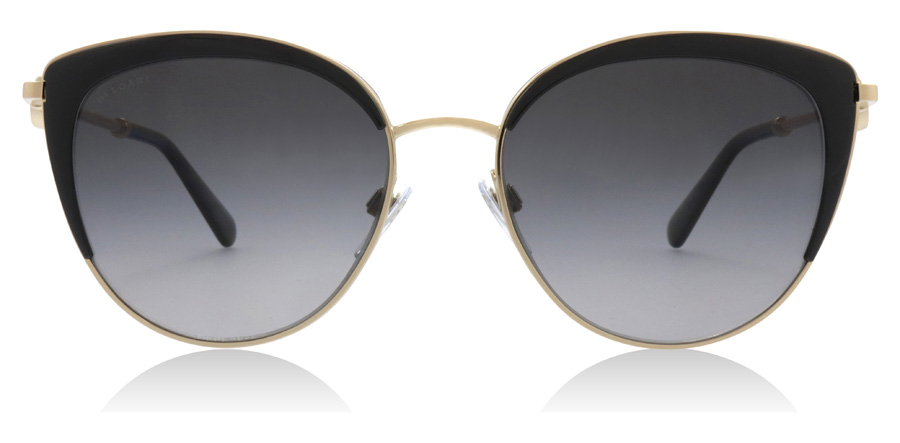 Bvlgari BV6133 Pink Gold / Black 2014T3 55mm Polarised