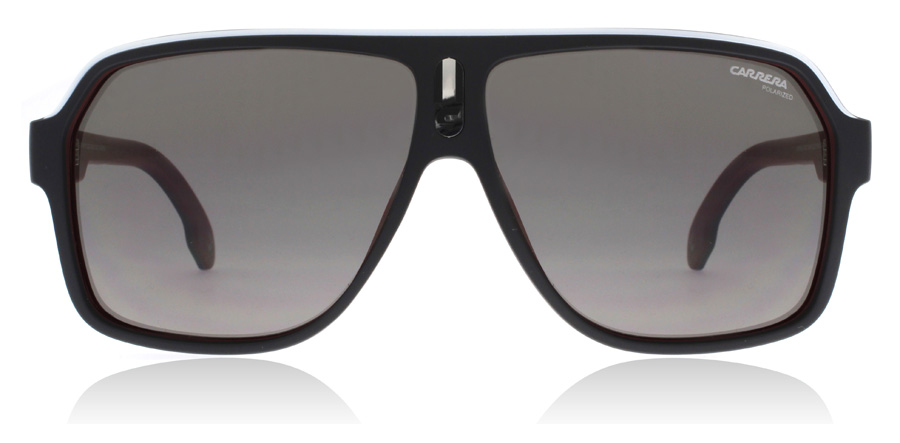 Carrera CA1001/S Black / Red BLX 62mm Polarised