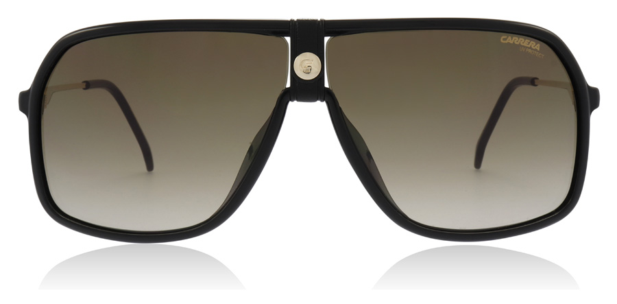 Carrera CARRERA 1019/S Black / Gold 807 64mm