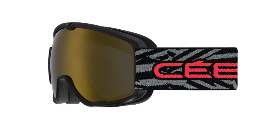 Cebe Junior Artic CBG168 Matte Black 160mm
