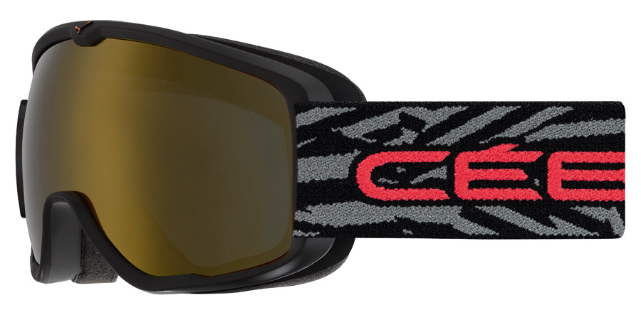 Cebe Junior Artic Age 3-6 Years CBG168 Matte Black 160mm