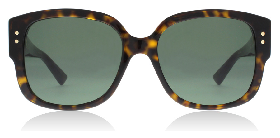 Christian Dior Lady Dior Studs Dark Havana 086 54mm