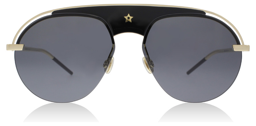 713950dd05c Christian Dior DiorEvolution Sunglasses   DiorEvolution Black   Gold  DiorEvolution 58Mm   UK