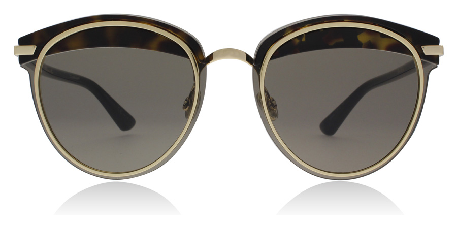 Christian Dior Offset1 Havana Black 581 62mm
