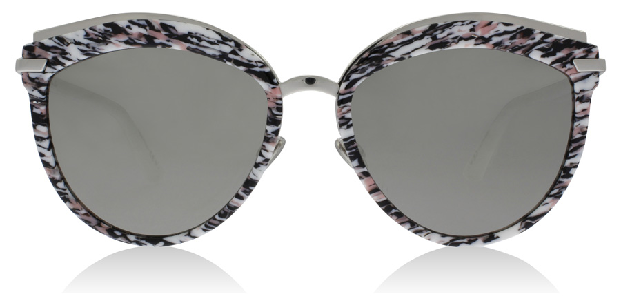 b9f675452896 Christian Dior Offset2 Sunglasses   Offset2 White Grey Offset2 55Mm   UK