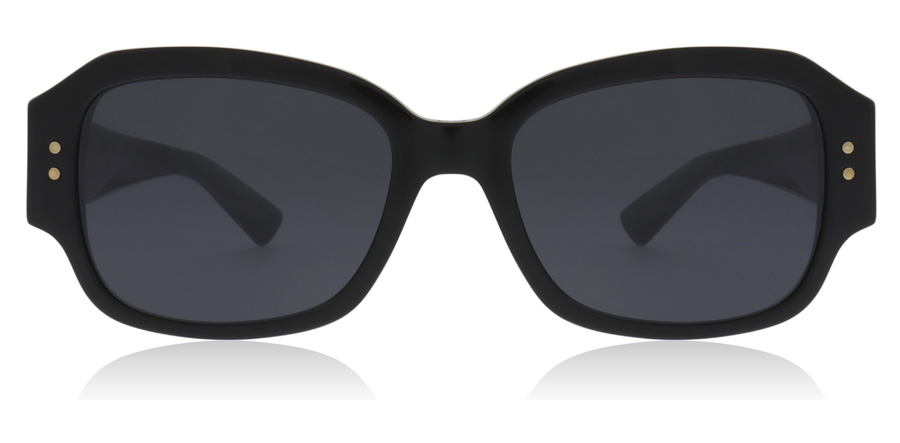 Christian Dior LADYDIORSTUDS5 Black 807 54mm