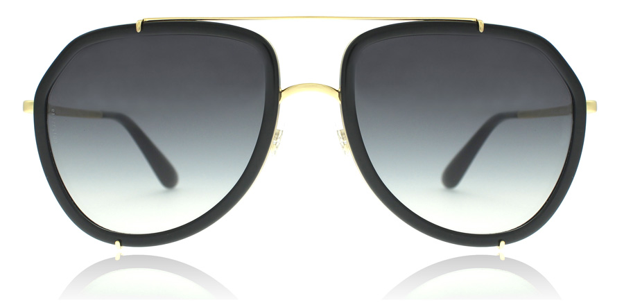 Dolce and Gabbana DG2161 Black Gold 02 / 8G 55mm