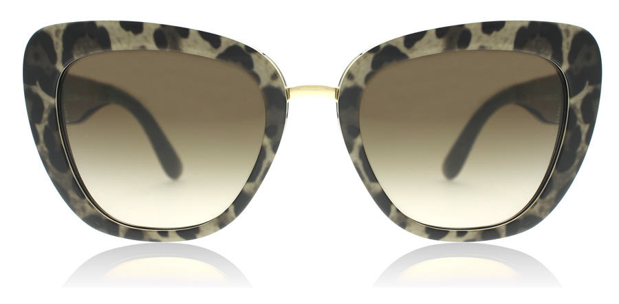 Dolce and Gabbana DG4296 Leoprint 199513 53mm