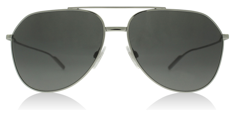 Dolce and Gabbana DG2166 Gunmetal 04/87 61mm