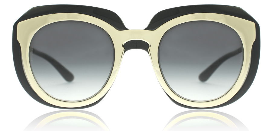Dolce and Gabbana DG6104 Pale Gold 501/8G 51mm