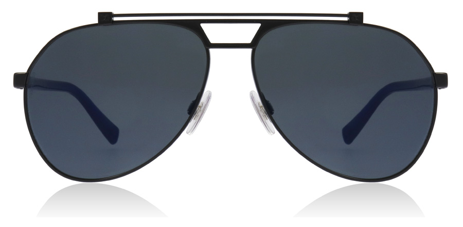 Dolce and Gabbana DG2189 Black / Blue 01/96 61mm