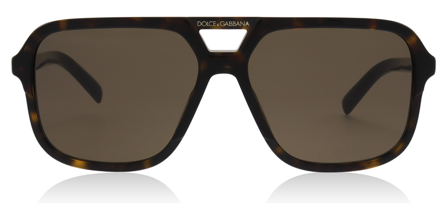Dolce and Gabbana DG4354 Havana 502/73 58mm