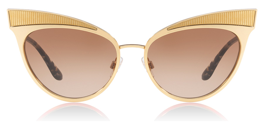 Dolce and Gabbana DG2178 Gold 0213 57mm