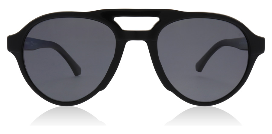 Emporio Armani EA4128 Black 501781 54mm Polarised