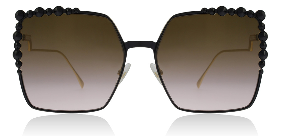 Fendi FF0259/S Black 2O5 60mm