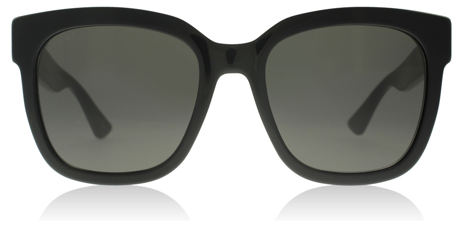 Gucci GG0034S 0034S Black 001 54mm