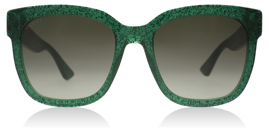 Gucci GG0034S 0034S Green 007 54mm