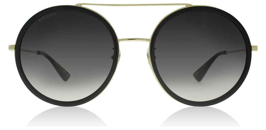 Gucci GG0016S 0061S GG0061S Gold 001 56mm