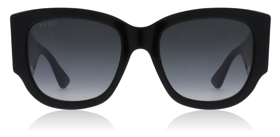 Gucci GG0276S Black 001 53mm