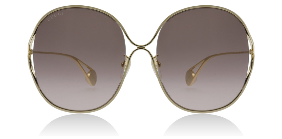Gucci GG0362S Gold 002 57mm