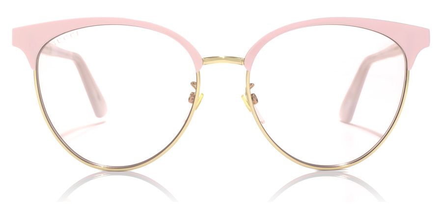 Gucci GG0245S Endura Gold / Light Pink 002 55mm