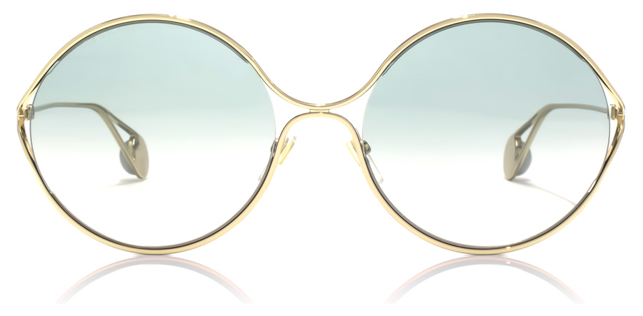 Gucci GG0253S Shiny Endura Gold 004 58mm