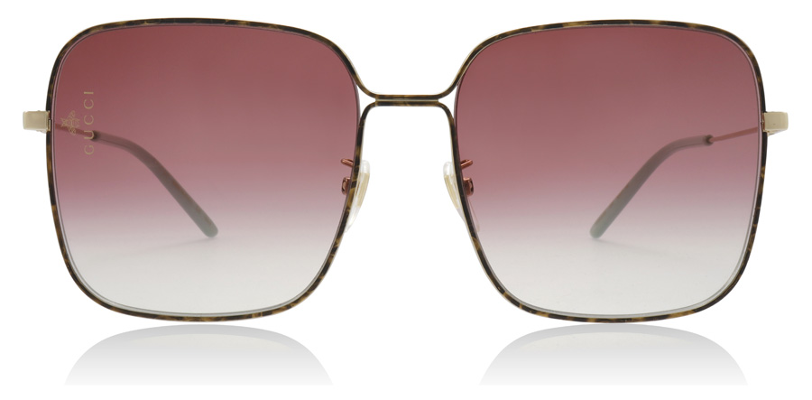 Gucci GG0443S Gold / Violet 003 60mm