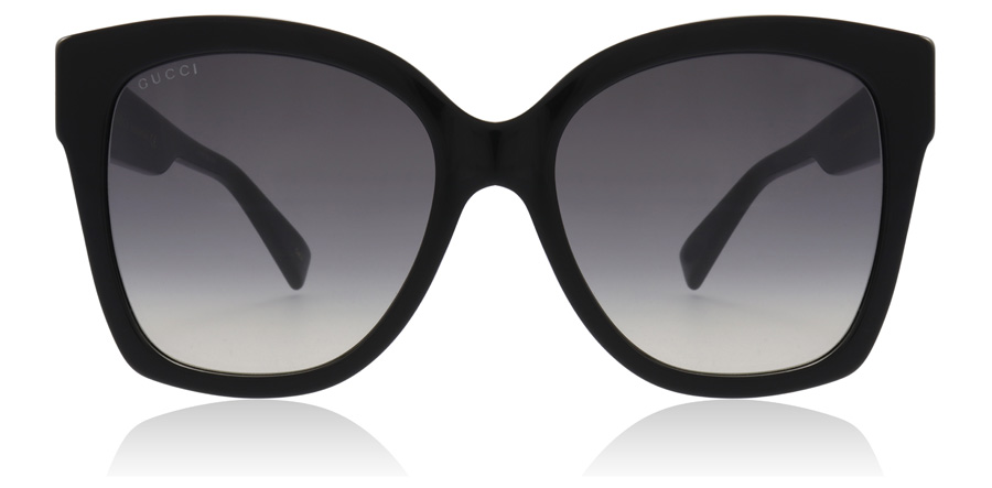 Gucci GG0459S Black 001 54mm