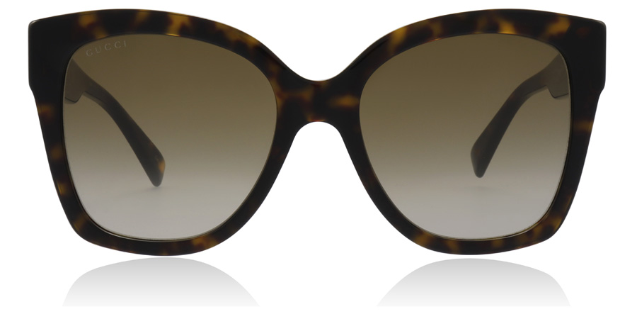 f1f59704fe9 Gucci GG0459S Sunglasses   GG0459S Tortoise GG0459S 54Mm   UK