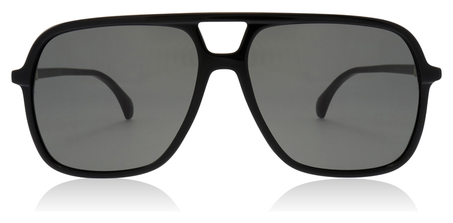 Gucci GG0545S Black / Grey 001 58mm