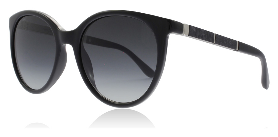 Compare prices for Jimmy Choo Erie/S Sunglasses Black 807 54mm