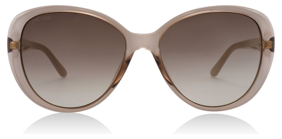 Jimmy Choo Amira/G/S Nude FWM 57mm