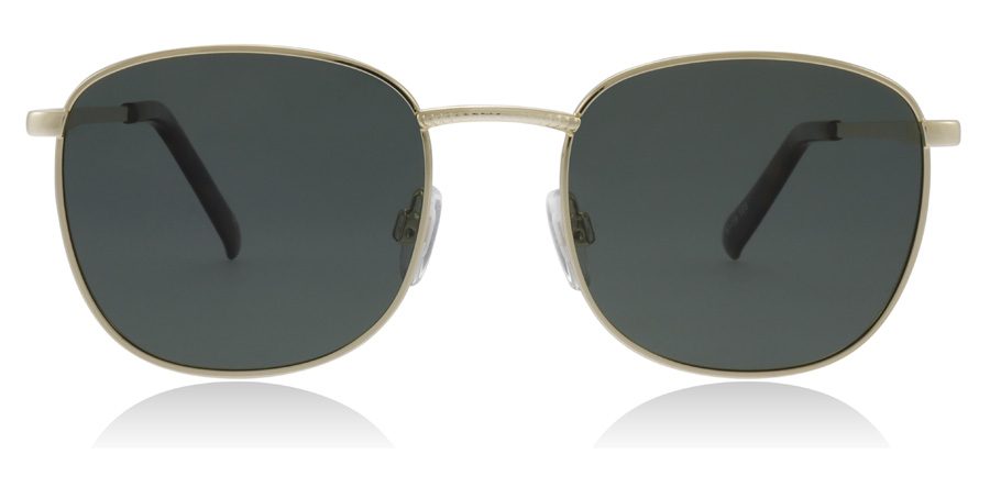 Le Specs Neptune LSP1702086 Bright Gold 49mm Polarised