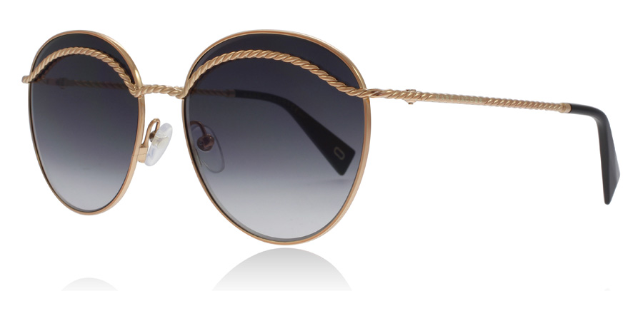 Compare prices for Marc Jacobs Marc253/S Sunglasses Gold DDB 58mm