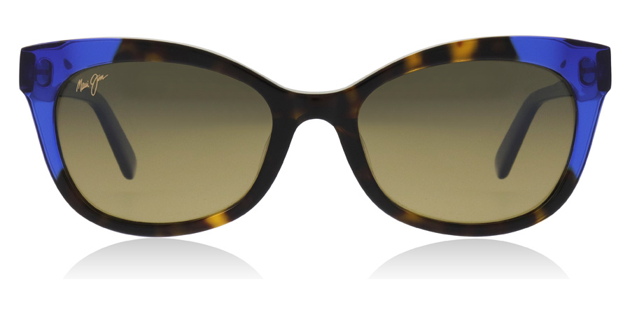 Maui Jim Ilima HS759 Tortoise / Electric Blue 68 53mm Polarised