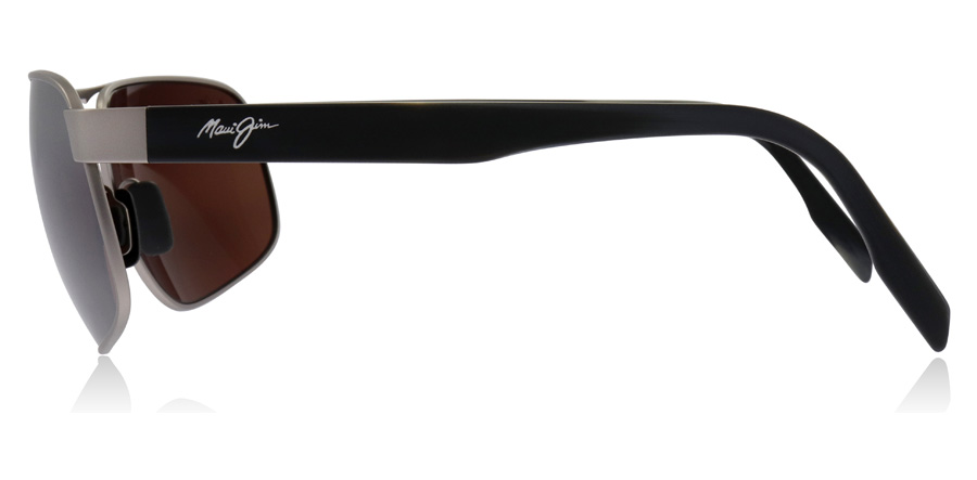 0a3e6f7613 Maui Jim Whitehaven Sunglasses   Whitehaven Satin Grey R776-14A 63Mm ...