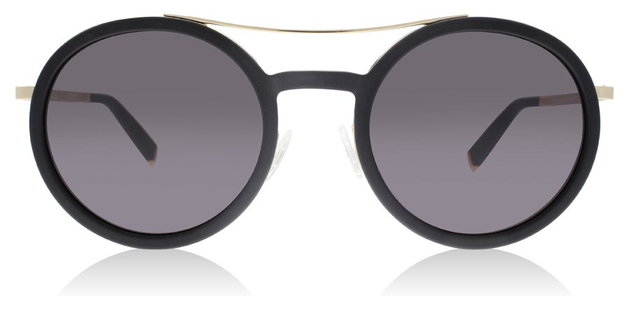 Max Mara MM Oblo Black / Gold V28 49mm