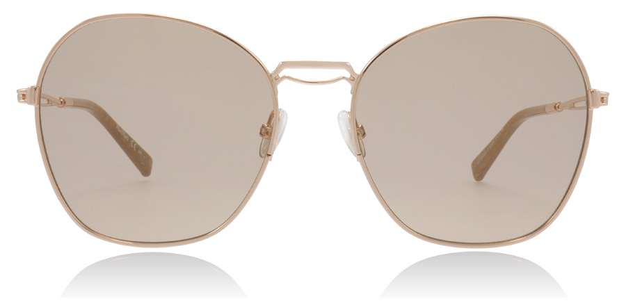 Max Mara MMBRIDGEIII Gold / Copper DDB 57mm