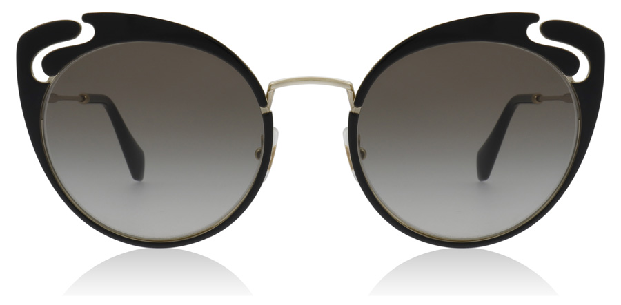 Miu Miu MU57TS Gold / Black 1AB0A7 54mm