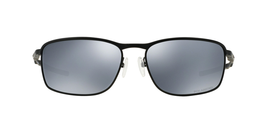 Oakley Conductor 8 OO4107-02 Matte Black 410702 60mm Polarised
